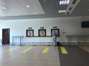 VISA al llegar a Tayikistan