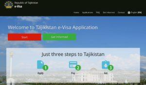 Visa Tayikistan