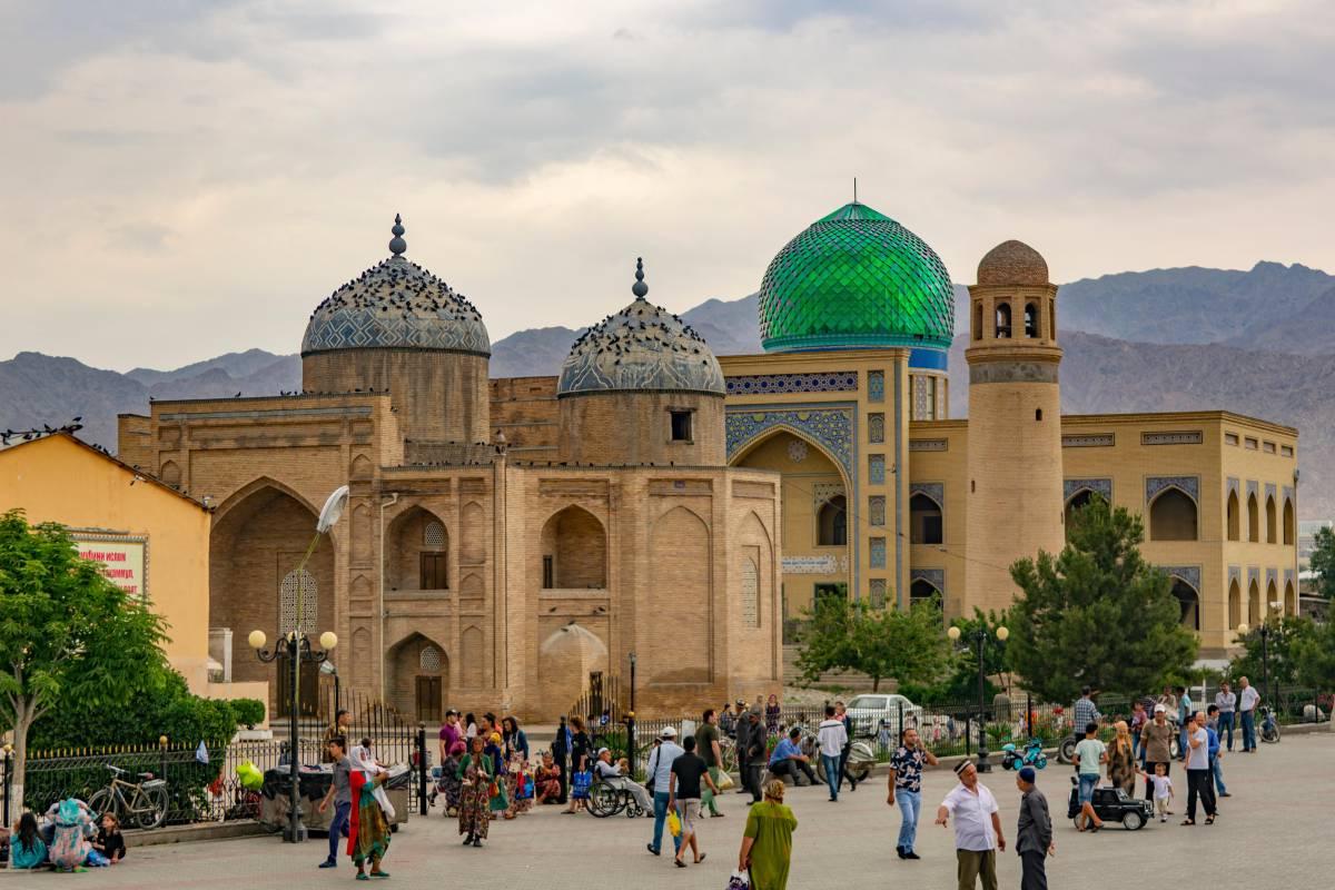 historia de tayikistan