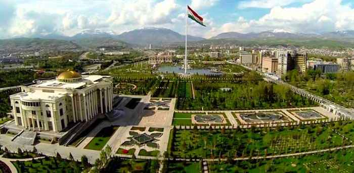 Dushanbe central