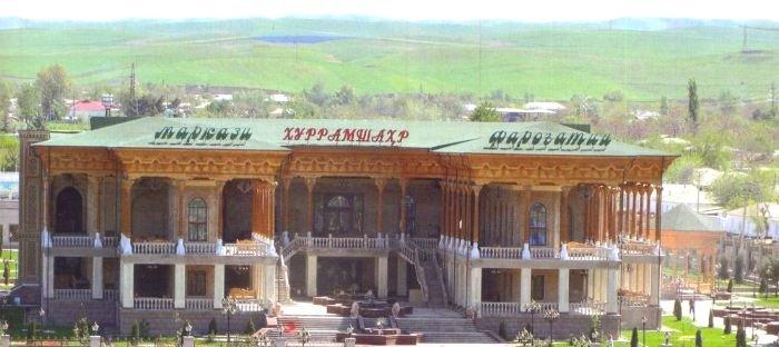 Mega-chaikhana de Danghara