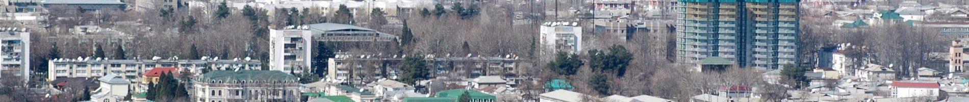 Dushanbe seguridad tayikistan